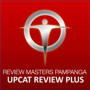 Review Masters Pampanga UPCAT Review Plus Logo